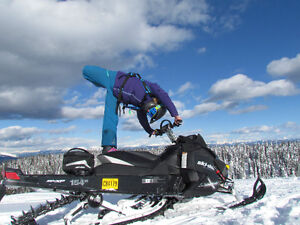 Ski-Doo Summit x 154 (new etec motor)