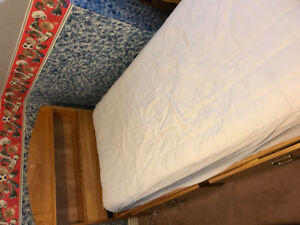 Twin Captains Bed