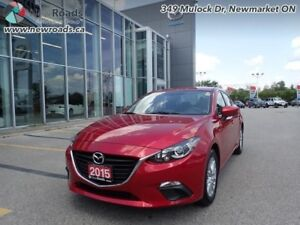 2015 Mazda Mazda3 GS - Bluetooth - $98.22 B/W