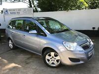 Vauxhall Zafira Exclusiv Cdti Mpv 1.9 Automatic Diesel