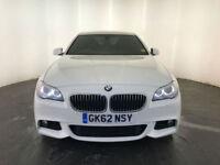 2012 62 BMW 520D M SPORT AUTO DIESEL 4 DOOR SALOON SERVICE HISTORY FINANCE PX