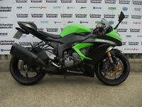 """Kawasaki ZX636R """"14 Plate"""" Immaculate Condition"""