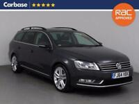 2014 VOLKSWAGEN PASSAT 2.0 TDI Bluemotion Tech Executive Style 5dr Estate