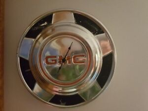 GMC wall clock