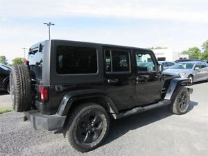 2016 Jeep Wrangler Unlimited SAHARA   - 4x4 - $266.48 B/W - Low  Cornwall Ontario image 6