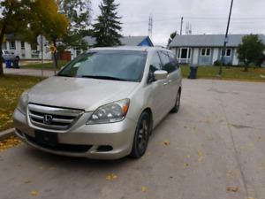 2005 honda odyssey clean title new safety