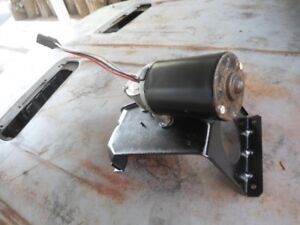 1967 Mustang Wiper Motor and Bracket 12V Autolite Dec 1, 1966