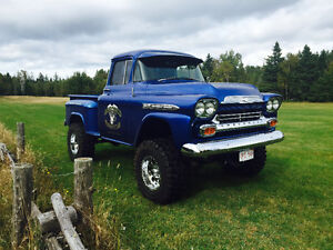 Chevrolet Apache 1959 for sale
