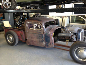 1937 Chevy Rat Rod