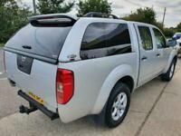 2013 Nissan Navara DCI VISIA 4X4 SHR DCB Pick Up Diesel Manual