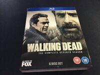 The Walking Dead Season 7 + Star Trek Next Generation Season one