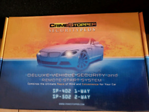 NEW: Car or truck stereo package