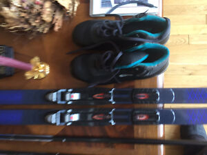 Cross Country Skiis, Boots, Bindings, and Poles, complete set. St. John's Newfoundland image 2