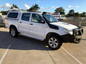 2015 Toyota HiLux Dual Cab - Auto - Diesel Urraween Fraser Coast Preview