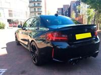 BMW M2 3.0 (365bhp)(s/s) DCT 2017MY M2 M PERFORMANCE PACK FROM £213 PER WEEK
