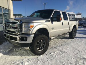2014 Ford F-250 SuperCrew 4x4 XLT **DIESEL POWERED**