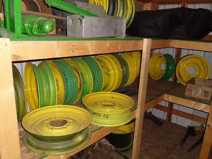 John Deere 2 Cylinder Parts