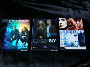 CSI:NY Complete 3 Seasons