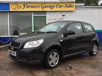 Chevrolet Aveo 1.2 S In Black