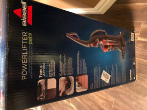 Bissell Power Lifter Pet Upright Vacuum