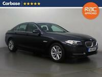2015 BMW 5 SERIES 520d [190] SE 4dr Step Auto