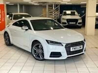 2017 Audi TTS Coupe TFSI S Tronic quattro (s/s) 3dr Coupe Petrol Automatic