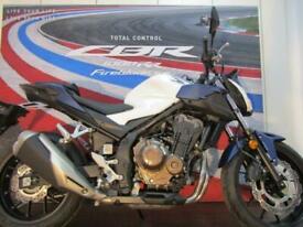 Honda CB500 F ABS