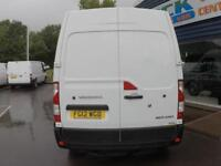 2012 Vauxhall MOVANO F3500 L3H2 CDTI 125ps LWB VAN Manual Large Van