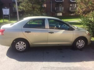 2007 toyota yaris - moving away deal