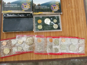 USA proof coin sets