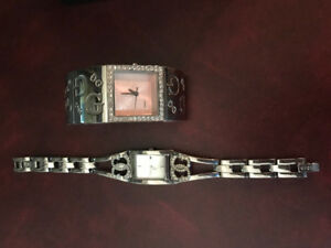 "Ladies ""Guess ""watches"