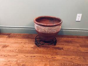 Ceramic planter for sale