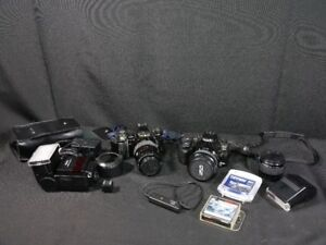 Used film cameras - Minolta (A-mount)