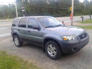 2005 Ford Escape Camionnette