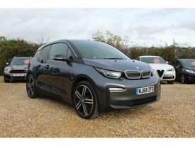 image for BMW i3 Series i3 94Ah with Range Extender Hatchback 0.6 Automatic Petrol Hybrid