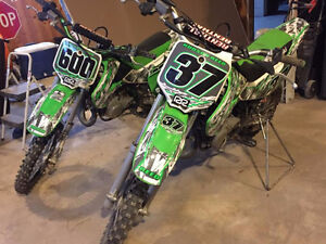 kx 65s   2016 and 2013