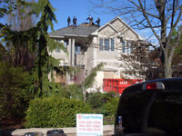 TOP RATES! We are hiring full time Roofers!