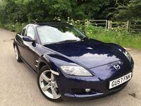 Mazda rx8 automatic