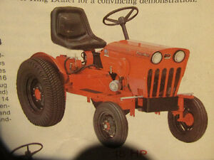 TO BUY ECONOMY POWER KING TRACTOR OR PARTS