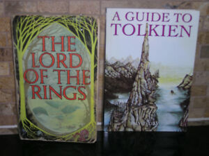 The Lord of the Rings by JRR Tolkien & A Guide to Tolkien