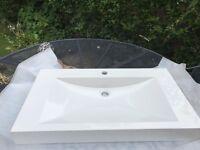 Designer wash hand basin RRP £110