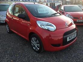 2011 CITROEN C1 1.0i VT 3dr CHEAP TAX AND INSURANCE