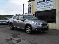 Peugeot 2008 Crossover 1.6e-HDi ( 92bhp ) ( s/s ) Feline Mistral Ambience 38K