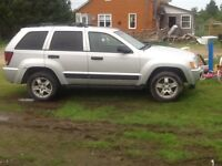 2005 grand cherokee laredo trade for muscle classic car or truk