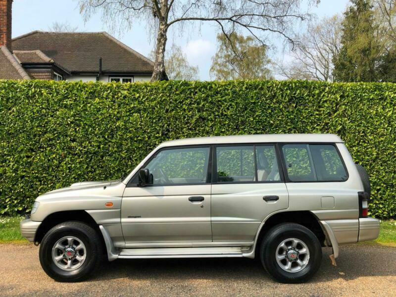 2000 MITSUBISHI SHOGUN HARD TOP DIES A   in Chalfont St Giles,  Buckinghamshire   Gumtree