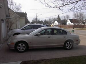 2001 Jaguar S-TYPE roof Sedan