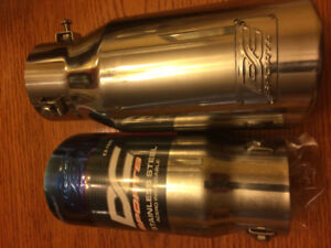 DX SRORTS FLARE EXHAUST TIPS