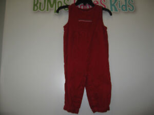 girl's 6/12 month (Gymboree) Overall's London Ontario image 1