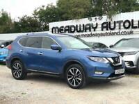 2020 Nissan X-Trail 1.3 DIG-T Tekna DCT Auto (s/s) 5dr SUV Petrol Automatic