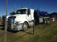 Water Truck    or    Cab and chassis